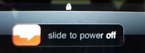iPad Power Off