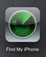 Find My iPad