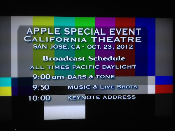 Apple Keynote Event: Apps, iPad, iBooks, iBooks Author ...