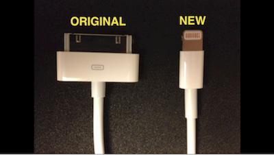 iPad dock connectors
