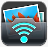 PhotoSync app icon